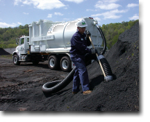 Coal Mining Services Company, IVS Group